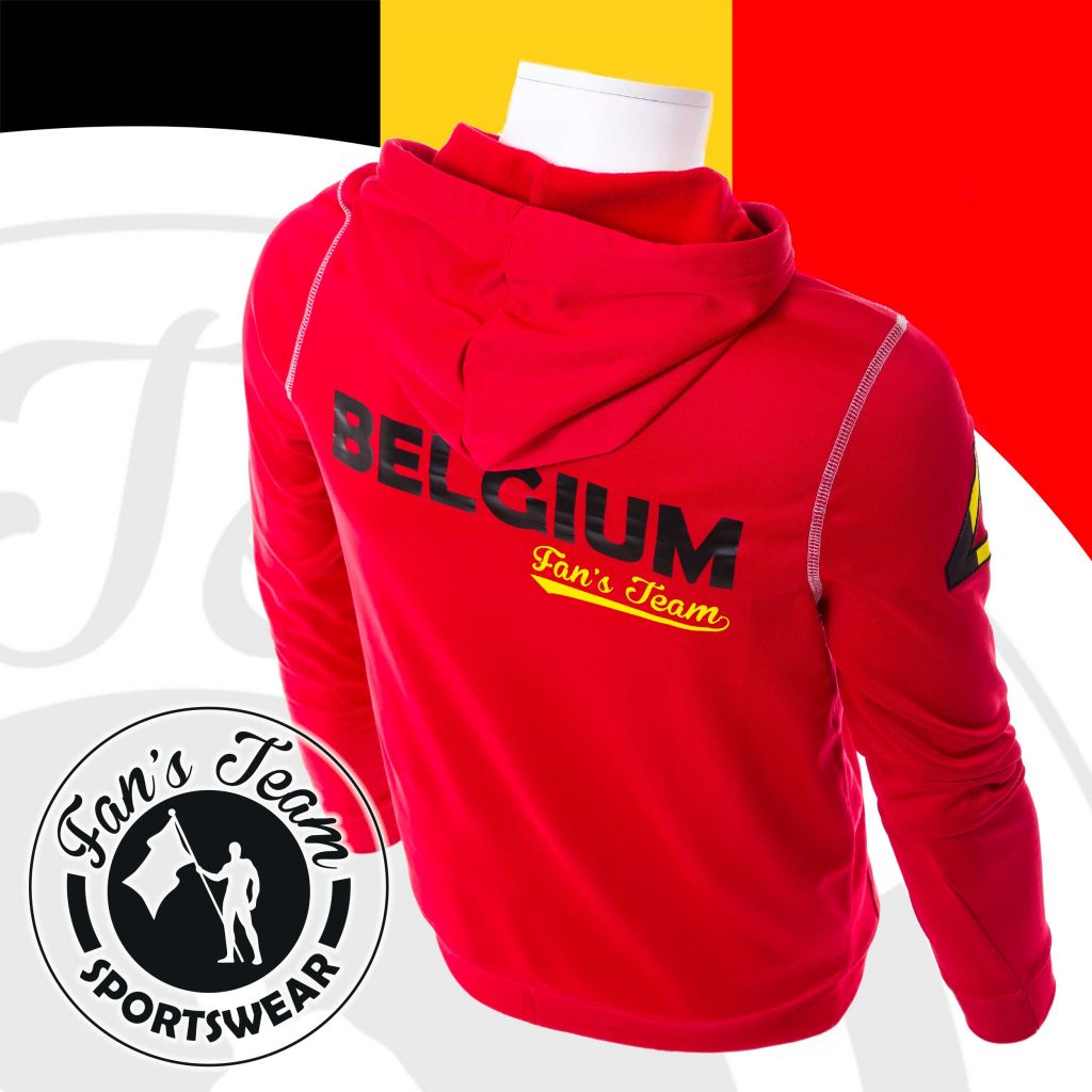 Belgium Supporters - Fan's Team